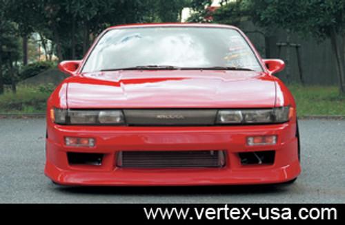 Vertex Front Bumper  for 240SX Coupe/Silvia 89-93