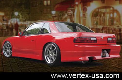 Vertex Rear Bumper for 240SX Coupe/Silvia 89-93