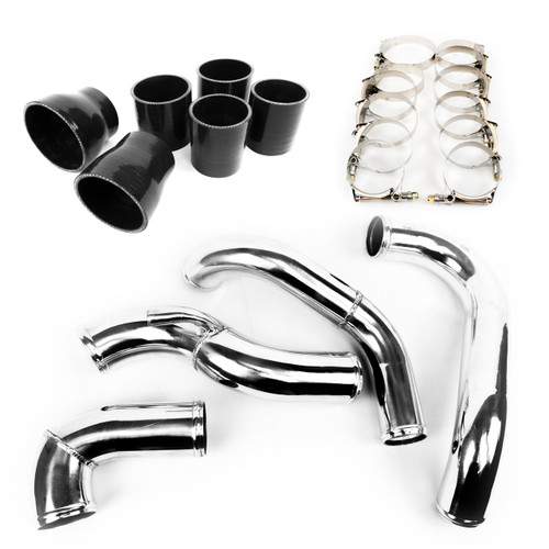 IS-RB25ICPIPEKIT ISR Performance Front Mount Intercooler Piping Kit - Nissan RB25DET (Front Facing Intake Only)