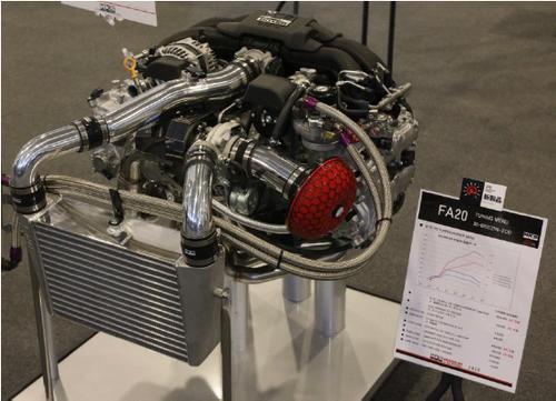HKS GTIII-RS Bolt on Turbo Kit for Scion FR-S Subaru BRZ