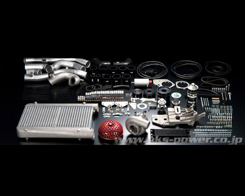 HKS GT Supercharger System Pro V. 2 Nissan 350Z Z33 VQ35DE '03-'09
