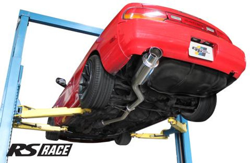 GReddy RS-Race Exhaust for Nissan 240SX '89-'94