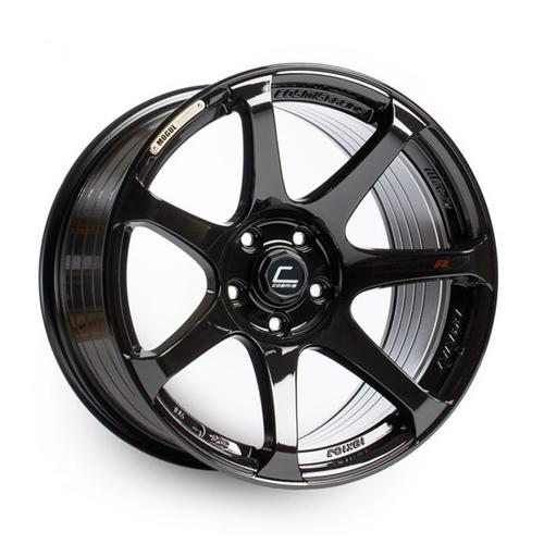 Cosmis Racing MR7 Black Wheel 18x9 +25mm 5x100