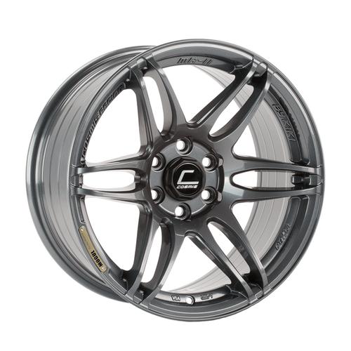 Cosmis Racing MRII Gun Metal Wheel 17x8.0 +15mm 6x114.3