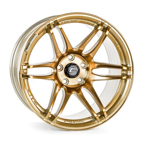 Cosmis Racing MRII Hyper Bronze Wheel 18x10.5 +20mm 5x114.3