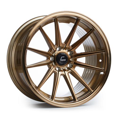 Cosmis Racing R1 Hyper Bronze Wheel 18x9.5 +35mm 5x100