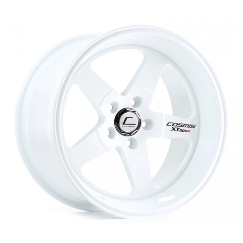 Cosmis Racing XT-005R Wheel White 18x9 +25mm 5x120