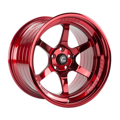 Cosmis Racing XT-006R Hyper Red Wheel 18x11 +8mm 5x114.3