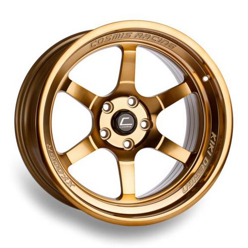 Cosmis Racing XT-006R Hyper Bronze Wheel 18x9.5 +10mm 5x114.3