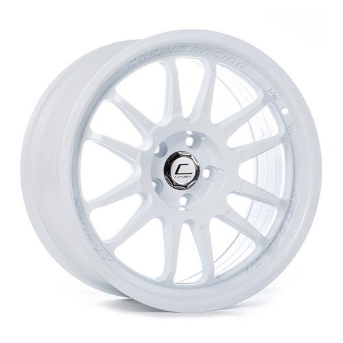 Cosmis Racing XT-206R White Wheel 17x8 +30mm 5x114.3