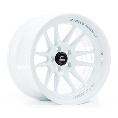 Cosmis Racing XT-206R White Wheel 17x9 +5mm 5x114.3