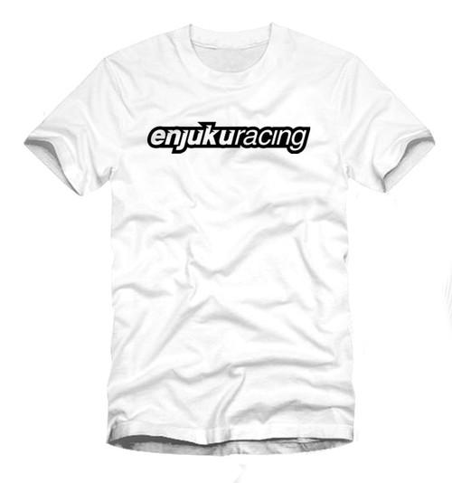 Enjuku Racing T-Shirt - White