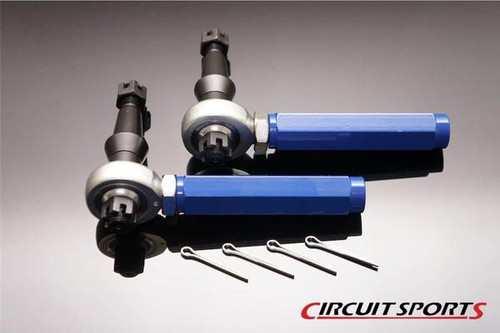 Circuit Sports Outer Tie Rod Set (Pillow Ball) for Nissan 350Z G35
