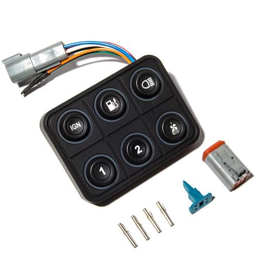 ECUMasters Can Keyboard 6 Position