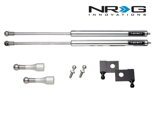 NRG Hood Damper Kit - Mazda RX-8