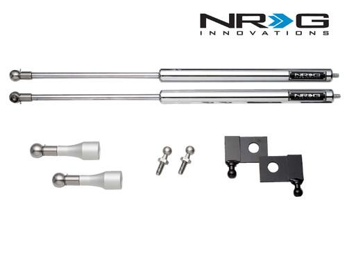 NRG Hood Damper Kit - Nissan 240SX S13 89-94