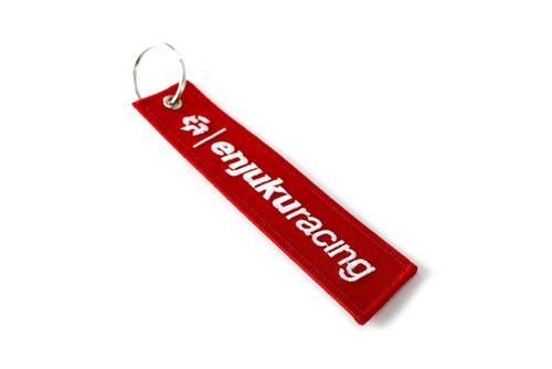 Enjuku Racing Embroidered Key Chain