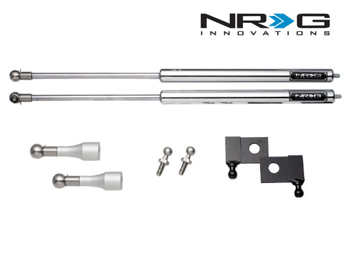 NRG Hood Damper Kit - Scion Tc 05-06