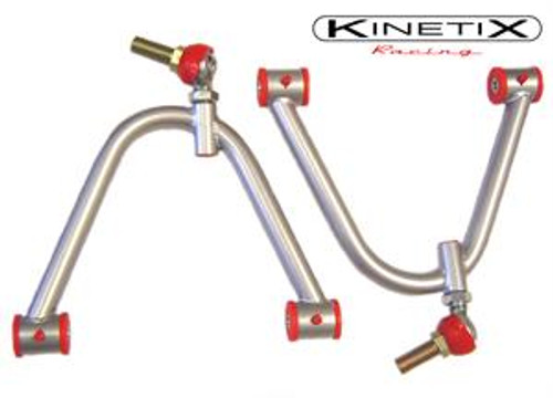 Kinetix Front A-Arms Camber Adjustment 350z / G35 03+