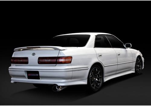 Tomei Full Titanium Exhaust for Toyota Cressida JZX100