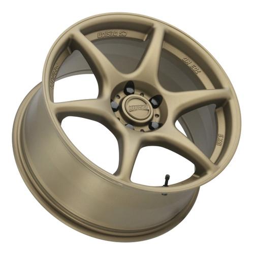 Kansei Wheels Tandem Bronze 18X9 5X114.3 +35