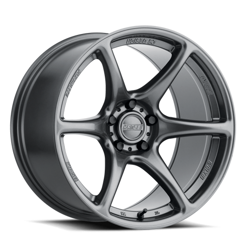 Kansei Wheels Tandem Gunmetal 18X10.5 5X114.3 +12