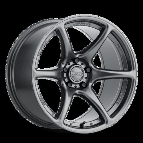 Kansei Wheels Tandem Gunmetal 18X9 5X120 +12