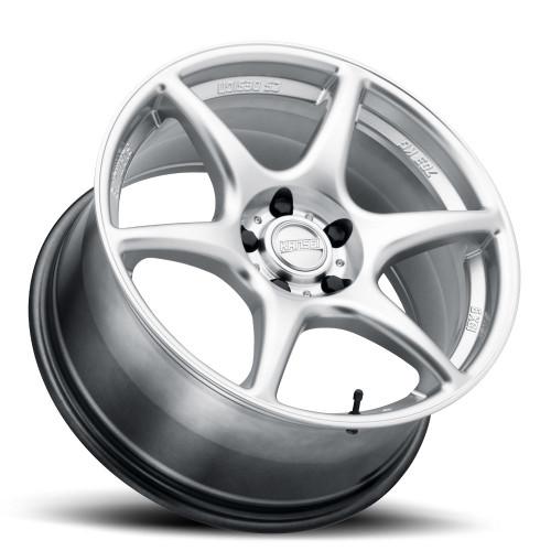 Kansei Wheels Tandem Hyper Silver 18X10.5 5X100 +12