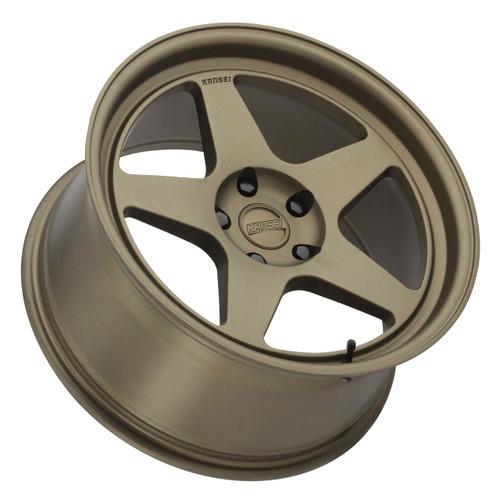 Kansei Wheels Knp Bronze 18X9.5 5X114.3 +22