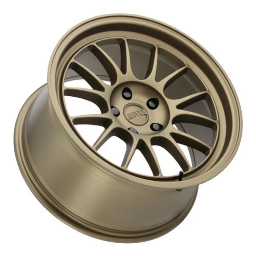 Kansei Wheels Corsa Bronze 18X10.5 5X114.3 +12