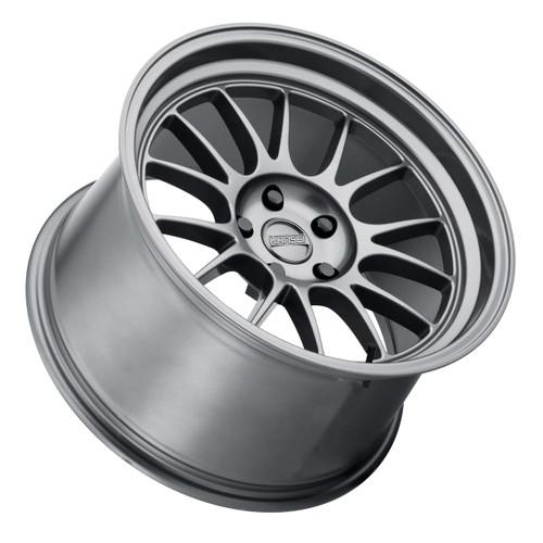 Kansei Wheels Corsa Gunmetal 18X9 5X114.3 +12