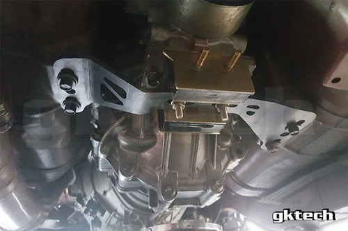 GKteck Z33 Z34 Conversion Crossmember  for Nissan 240SX S13/14