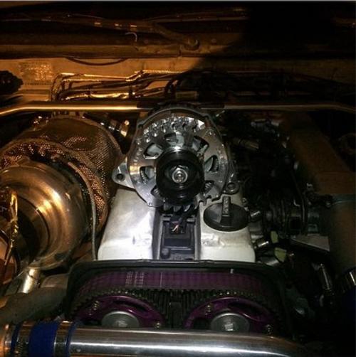 DC Power Inc  High Output Alternator for Toyota 1JZ/2JZ