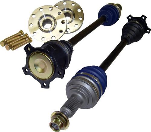 Driveshaft Shop 1000HP Level  5.9 Axle/Hub Kit - Honda S2000 00-08