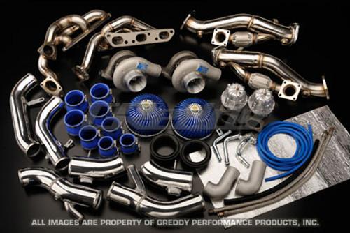 Greddy TD06SH-20G Twin-Turbo Upgrade Kit - Nissan GTR R35 09+