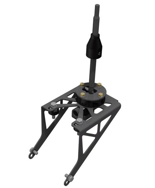 GKTECH V2 Z33/Z34 Gear Box Shifter Relocation Setup -  Nissan CD009