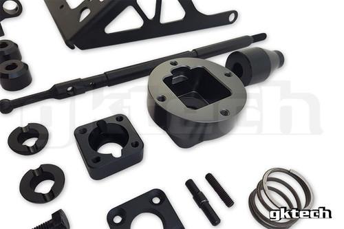 GKTECH V2 Z33/Z34 Gear Bow Shifter Relocation Setup - Nissan CD009