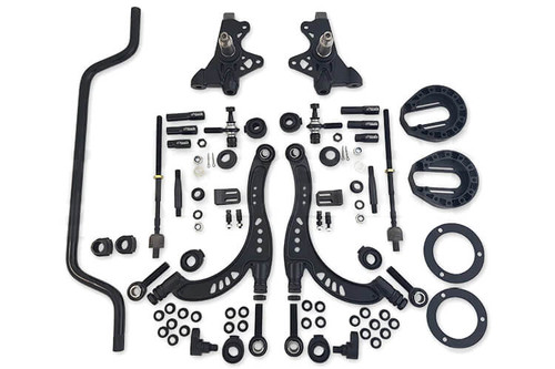 GKTECH S chassis Super Lock Angle Kit Combo