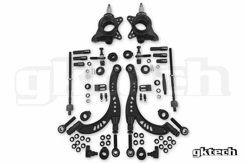 GKTECH 300zx Z32/ R chassis Super Lock Combo