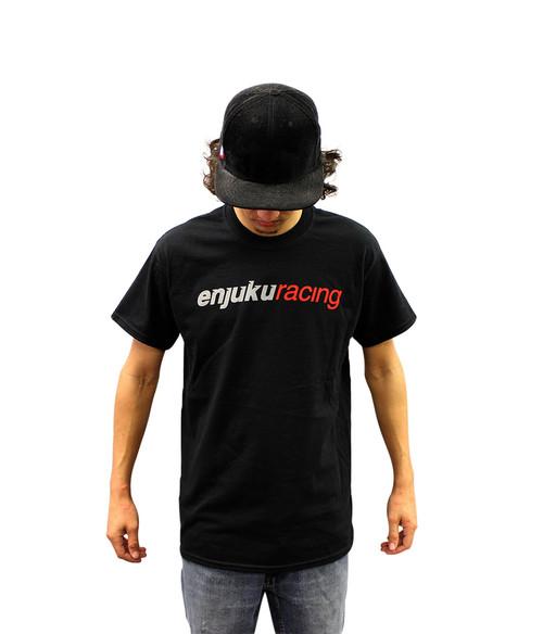 Enjuku Racing T-Shirt - Black
