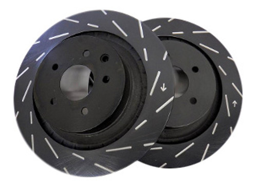 EBC Ultimax USR Slotted Rotors (Front) - Nissan 370Z/G37