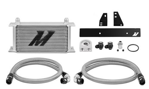 Mishimoto Oil Cooler Kit - Nissan 370Z 09+ / G37 08+