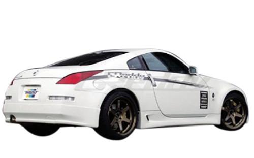 Greddy Gracer Rear Lip Spoiler - Nissan 350Z 03-08