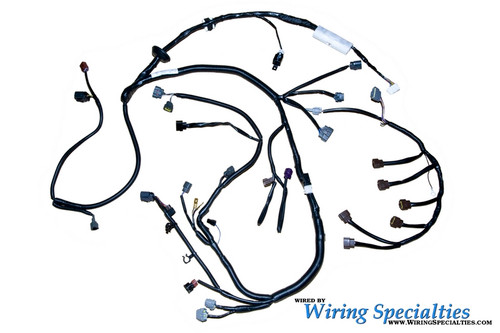 Wiring Specialties RB25DET Pre-Made Swap Harness for Nissan 240sx S14