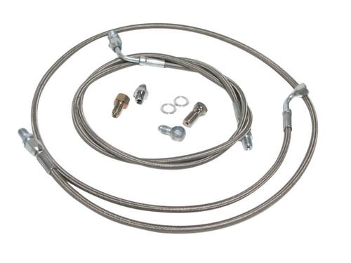 ER Spec Hydraulic E-Brake Install Kit - for Wilwood Masters