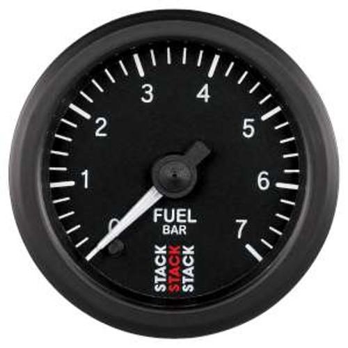 Stack 52mm Professional Stepper Motor Analogue Gauge - Fuel Pressure