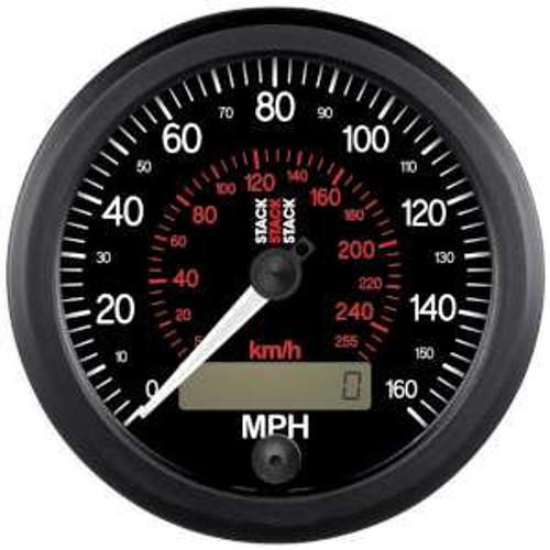 Stack 85mm Electronic Racing Speedometer