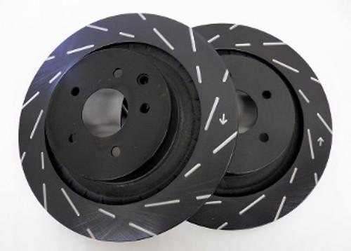 EBC Ultimax USR Slotted Rotors (Rear) - Lexus IS300/GS300