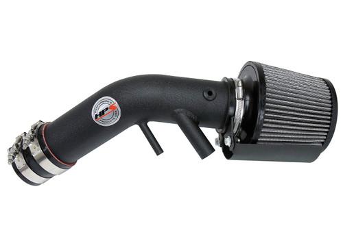 HPS Black Shortram Air Intake + Heat Shield for 16-17 Kia Optima LX 1.6L Turbo