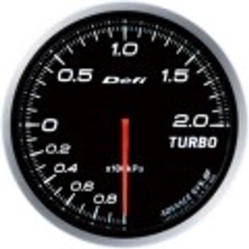 Defi Advance BF Series 60mm Link-Meter Gauge - Boost Pressure